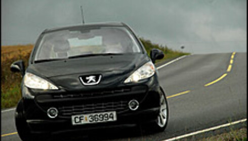 TEST: Peugeot 207 GT 1,6 HDi