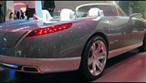 Renault Nepta - konsept