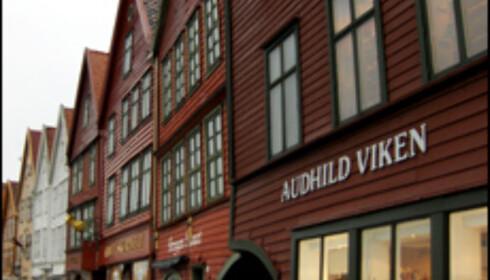 Den berømte Bryggen.