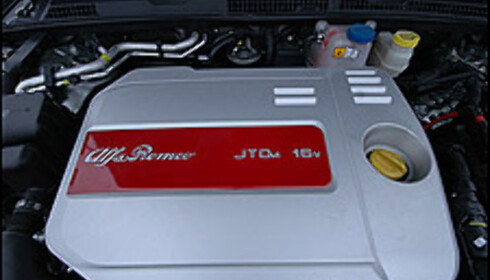 TEST: Lykkebilen Alfa 159 Sportwagon 150 hk diesel