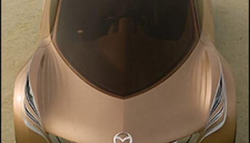 Nagare - Mazdas designmesterverk