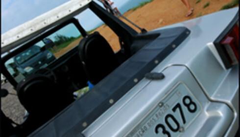 Å leie bil er ofte billig i brasil, men ikke kjør om natten.