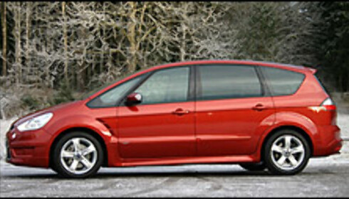 TEST: Ford S-Max 2.5 Turbo