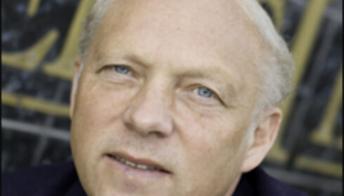 Bjørn Skogstad Aamo i Kredittilsynet er heller ikke bekymret for norske husholdninger Fotograf: Morten Brun.