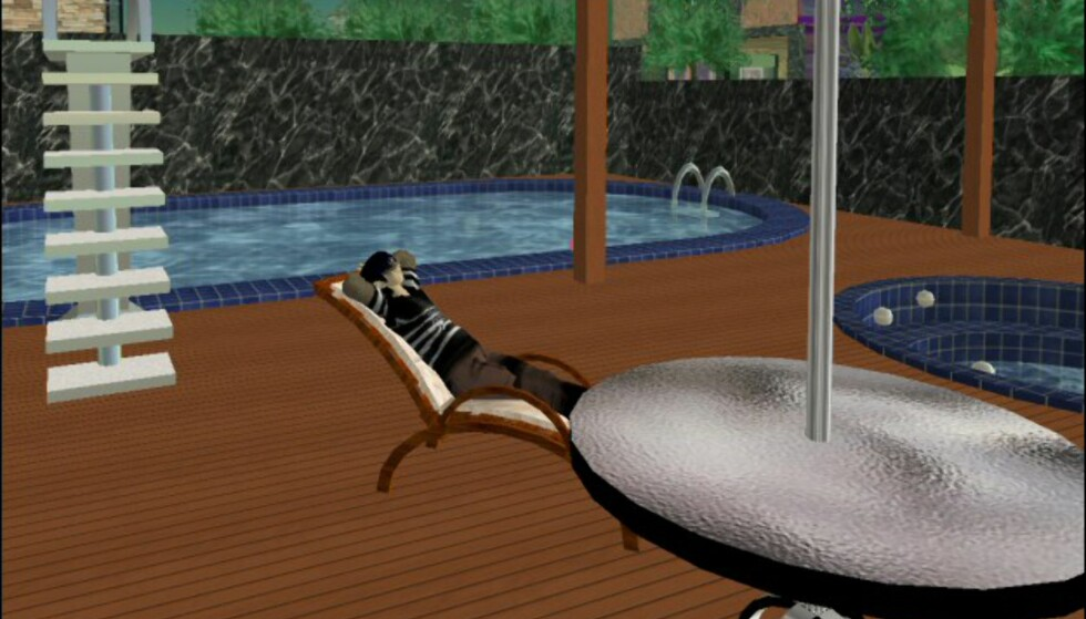 Second Life - lek eller alvor?