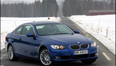 TEST: BMW 330xi Coupé