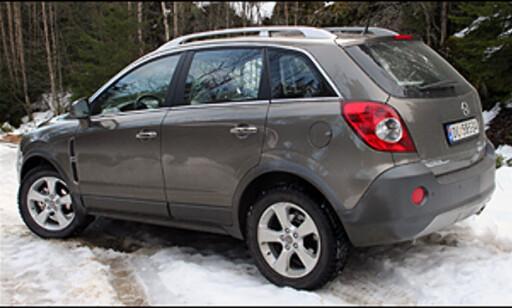 image: TEST: Komfort-SUV med diesel og automat