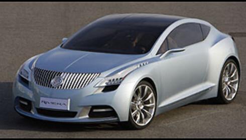 Ny og utrolig Kina-bil