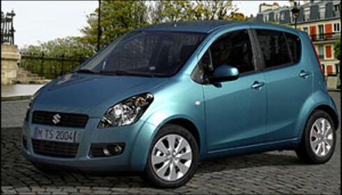 Opel og Suzuki med tvillinger