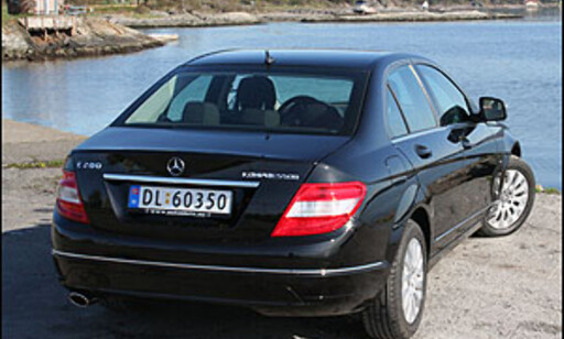 image: TEST: Mercedes-Benz C200 Kompressor