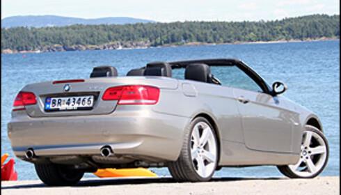 TEST: BMW 335iA Cabriolet