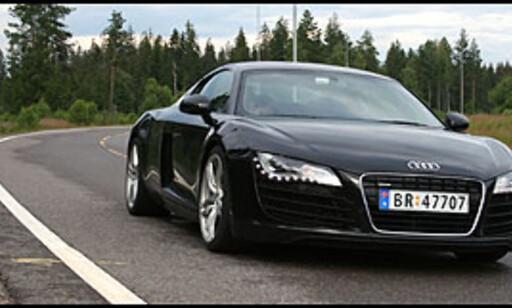 image: TEST: Audis ultimate leketøy