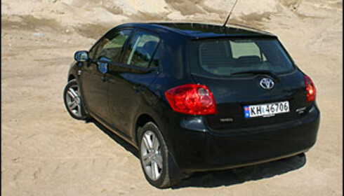 TEST: Norges sprekeste Toyota - Auris 2,2 D-4D