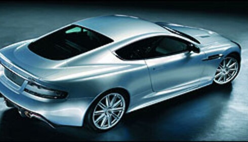 Aston Martin med Bond-bil for gatebruk