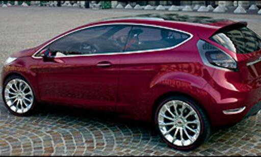 image: Forsmak på ny Ford Fiesta