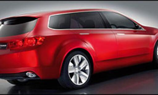 image: Hint om neste Honda Accord