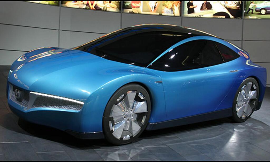 Honda sportshybrid-konsept