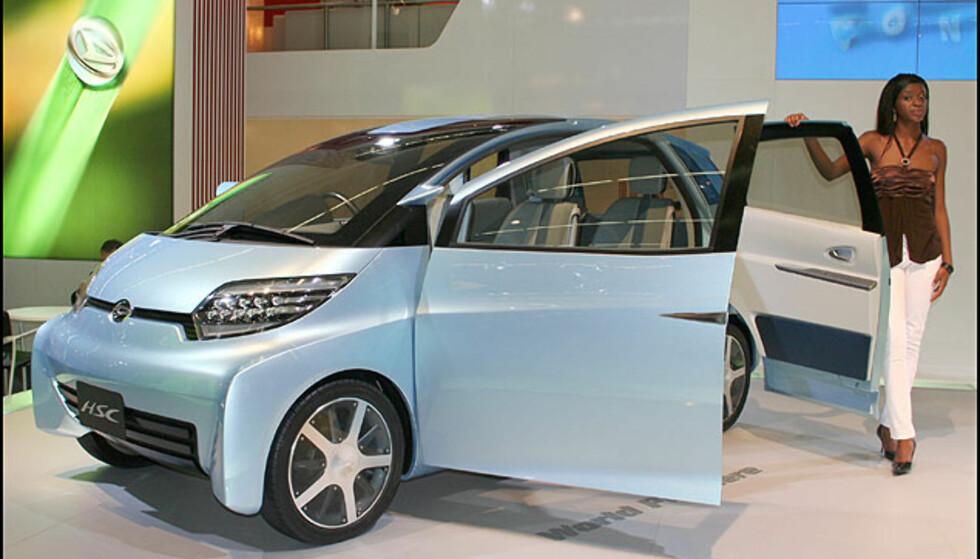 Daihatsu HSC konsept