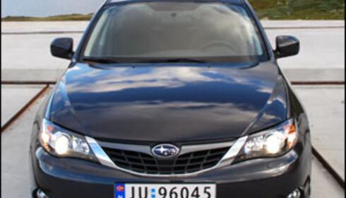 TEST: Ny Subaru Impreza med firehjulsdrift og automat