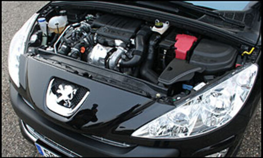 image: Peugeot 308 prøvekjørt