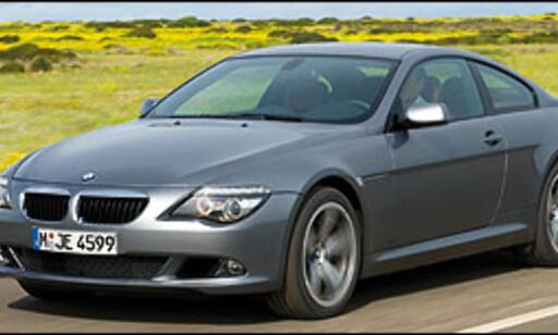 image: BMW 6-serie oppgradert