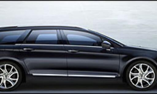 image: Nye Citroën C5 offisiell