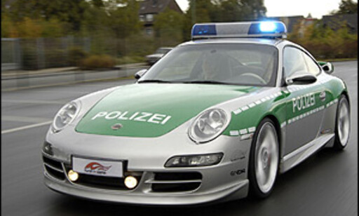 Porsche 911 Tech-Art