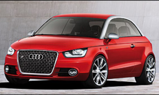 image: Audi hinter om ny spennende modell