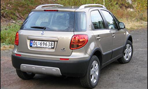 image: TEST: Fiat Sedici 1.6 16V 4x4