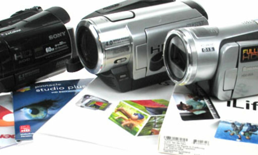 image: TEST: Programvare for videoredigering