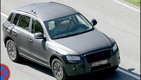 Audi Q5 straks klar