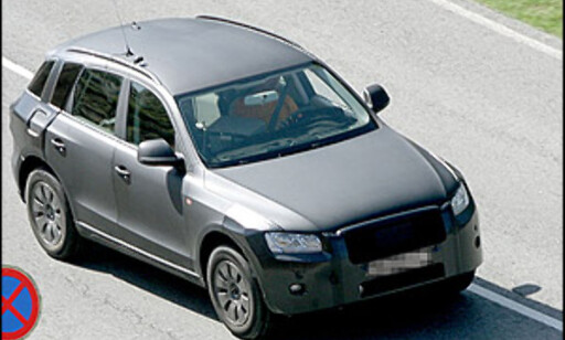 image: Audi Q5 straks klar