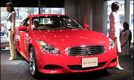 image: Ny Nissan Skyline