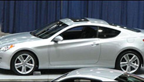 Dette bildet av produksjonsmodellen lekket ut på et web-forum!