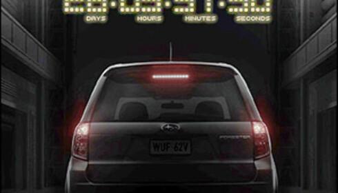Ny Subaru Forester straks klar