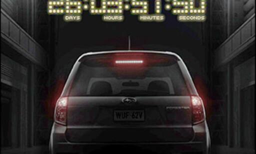 image: Ny Subaru Forester straks klar