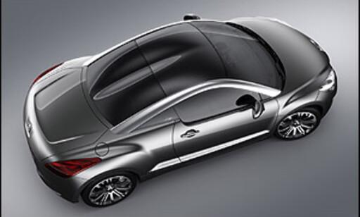 image: Ny kupé fra Peugeot?