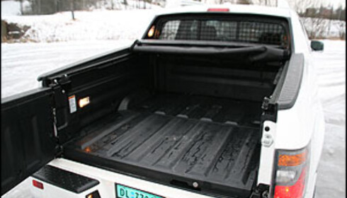Test av Norges beste pickup
