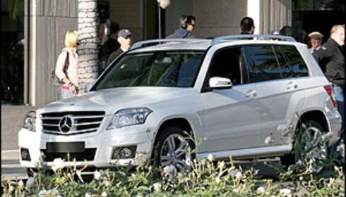 Mercedes GLK avslørt