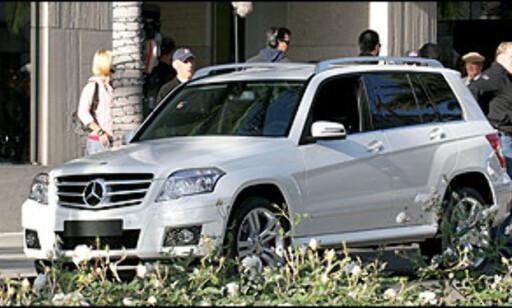 image: Mercedes GLK avslørt