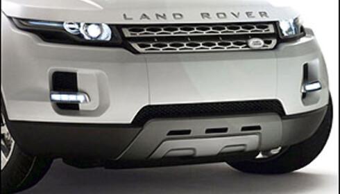 Tøff ny Land Rover