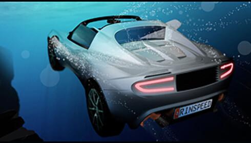 Her er undervannsbilen