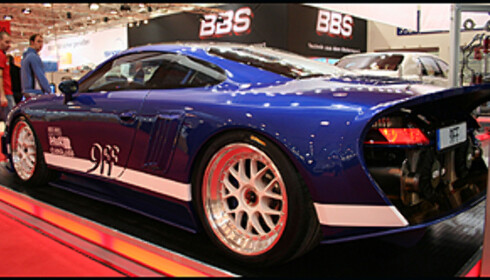 "Skal ""ta"" Bugatti"
