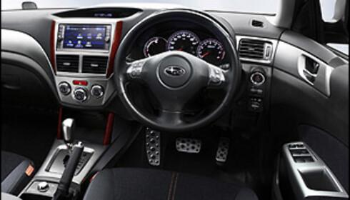 Ny og barskere Subaru Forester
