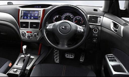 image: Ny og barskere Subaru Forester