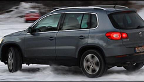 TEST: Volkswagen Tiguan med diesel og automat