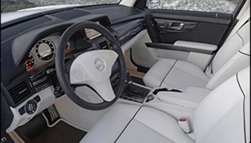 Mercedes viser Vision GLK