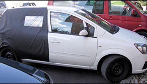 Ny Opel Meriva enda smartere