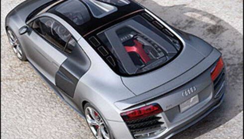 Audi viser V12 dieselsportsbil