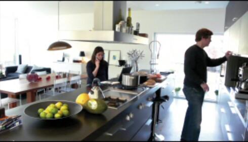 Her er vi hjemme hos arkitekt Christine Grape. <i>Foto: Erle Kyllingmark/Norske interiører nå</i> Foto: Erle Kyllingmark/IKKE BRUK